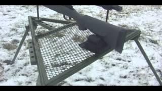 Hyskore 30260 Portable Shooting Bench