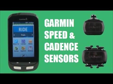 New Garmin Speed & Cadence Sensors - Overview & Installation