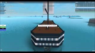 ROBLOX PORT DEFENSE! | Pirate Attack !