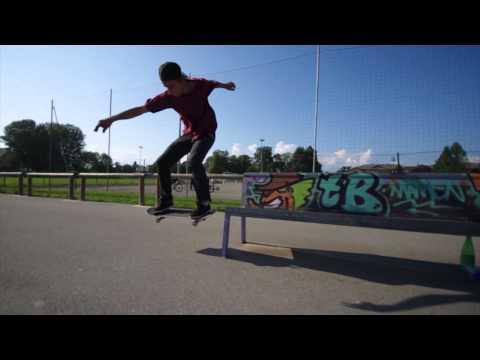 Lénaic Bodet skate part