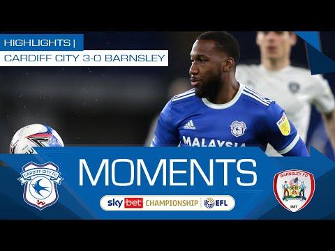 Cardiff Barnsley Goals And Highlights