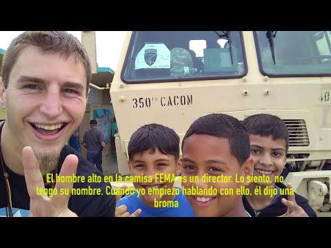 Unidad de la Comunidad/ Community Unity: November 2017 trip to Orocovis, Puerto Rico