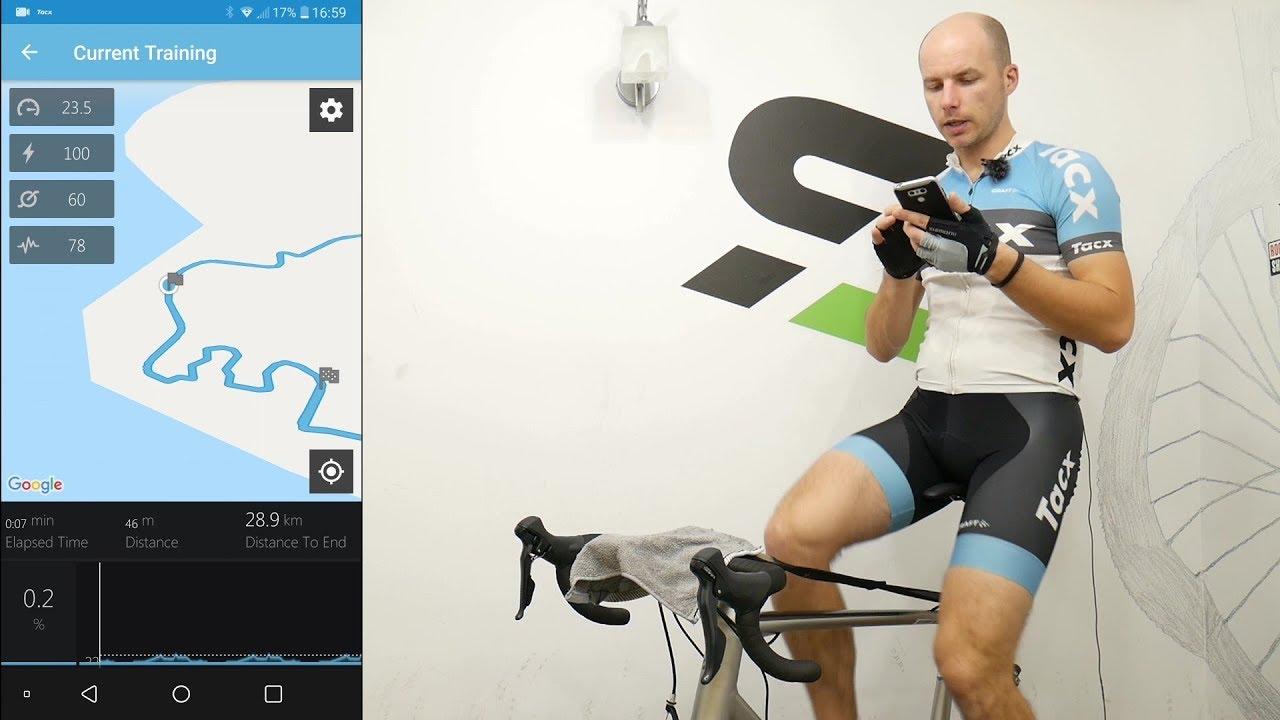 TACX APP GRATUIT CYCLING TÉLÉCHARGER