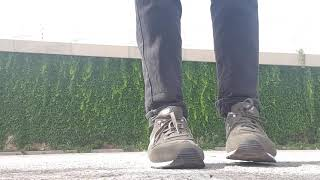 New Balance 373 Green on feet - YouTube