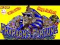 JACKPOT Wow 44 Free Spins! Retrigger Bonus Game High Limit PHARAOH'S FORTUNE Slot HANDPAY 赤富士スロット
