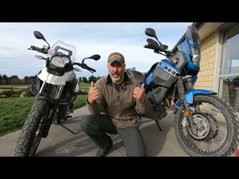Yamaha XT 660 Z Vs BMW G 650 GS - Which Is Better?