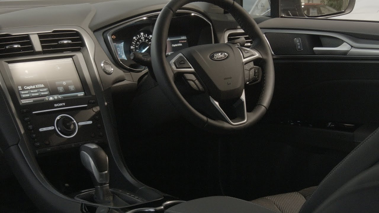 2015 ford mondeo interior gk group youtube for Interior ford mondeo