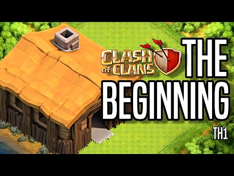 I'm Starting Over | Clash Of Clans