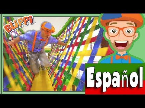 Videos para Niños con Blippi Español | Aprende los Colores y los Números