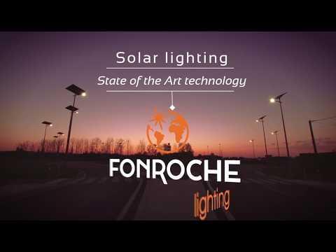 Off-grid solar lighting