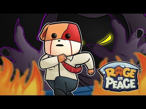 SQUIRRELS MAD! RAGE IN PEACE #1