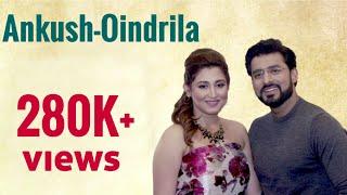 Ankush & Oindrilla Exclusive | Sharmila Showhouse | FlyUp Launch | Villain