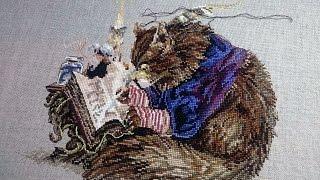 """Le Challigraphe от Nimuë/НОВЫЙ БЛОГГЕР/ СП """"Мои любимые коты"""""""