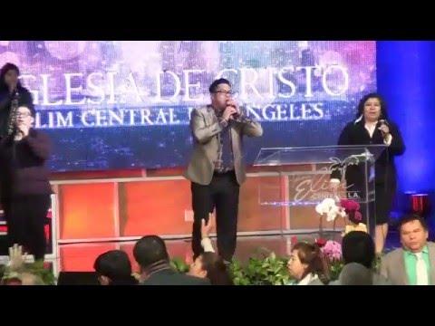 Ministerios Elim Central Los Angeles - Martes 15 De Diciembre 2015