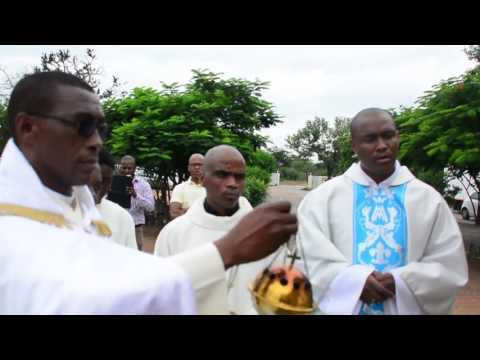 Charles lwanga minor seminary Grotto Video 30th