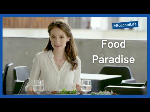 #BocconiLife - Food Paradise