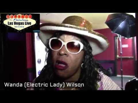 Wanda Electric Lady Wilson Interview