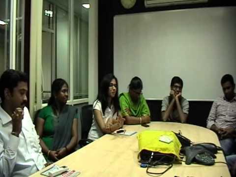 Aniket's India Office Visit 19-DEC-2012