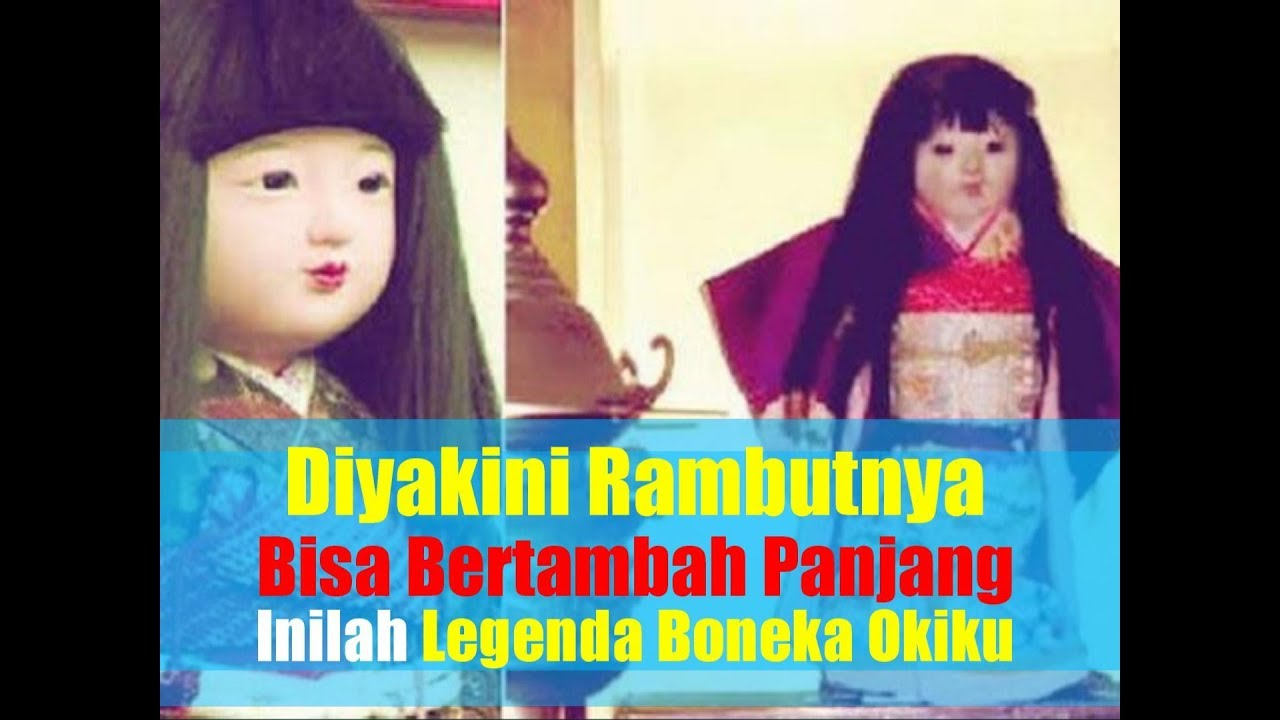 Inilah Legenda Boneka Okiku  Jenglot  dari Jepang 384e91b0a3