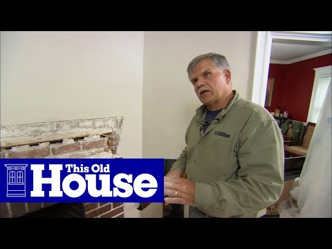 How to Upgrade a Mantel, Hearth, and Surround - This Old House