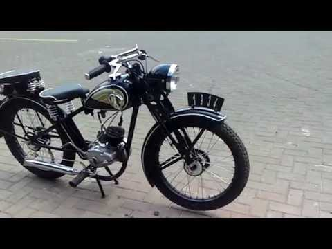 1934 DKW RT100 Indonesia