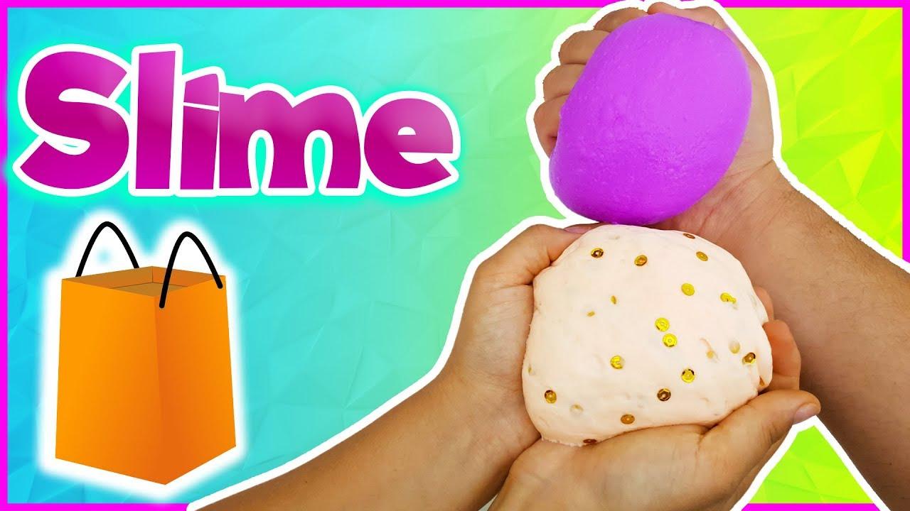 ????️ Çantadan Ne Çıkarsa Slime Challenge Çanta Slaym Eğlenceli Oyun Videosu VakVakTV