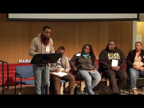 Community Forum on Black Liberation and the Food Movement: Panel