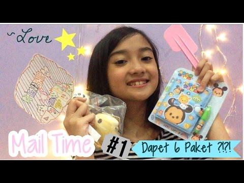 DAPET 6 PAKET?!?! Mail Time #1 | Friendship DIY