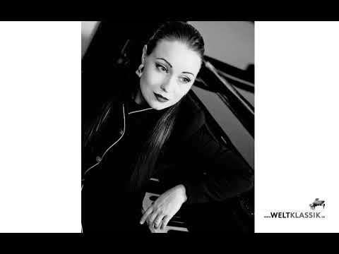 Weltklassik - Regina Chernychko, F.Liszt-F.Busoni,Grandes études de Paganini Nr. 6