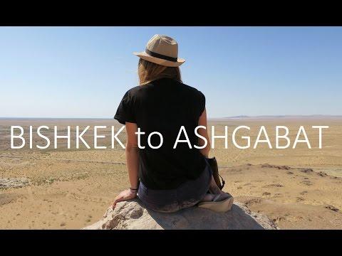 BISHKEK to ASHGABAT | OASIS OVERLAND