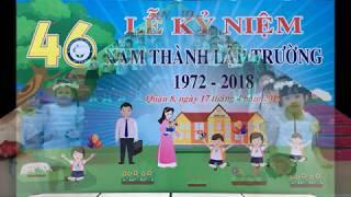 Trường em tên Bông Sao (nhạc và lời : Ns Kiều Tấn Minh) thể hiện : Khiết Nhi- Nguyễn Liễu