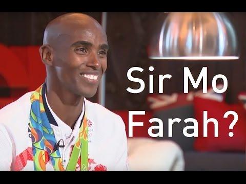 Rio 2016: Sir Mo Farah? Team GB legend on a possible knighthood