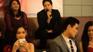 Alex Medina describes his role in Ina, Kapatid, Anak and working relationship with the cast