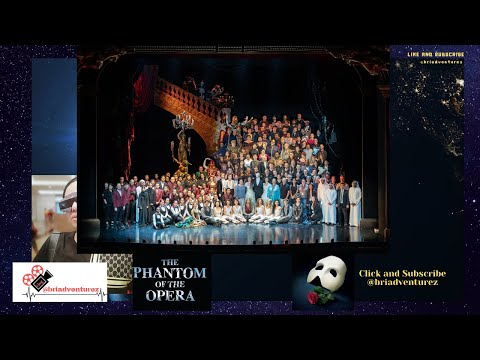 The Phantom of the Opera conquers the Dubai Opera stage. The world's most popular musical.