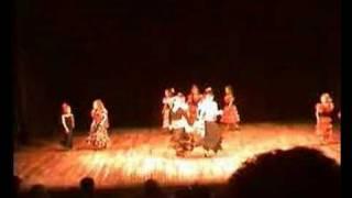Danse espagnole- les petites !!!!!!!
