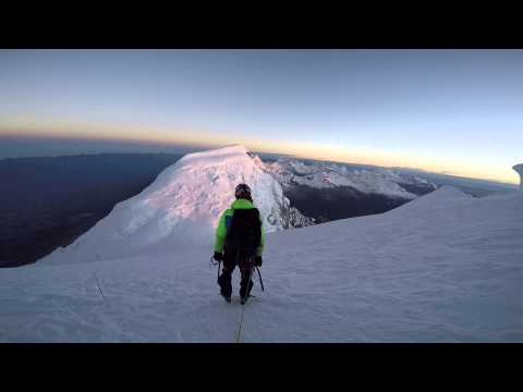 HUASCARAN HIGH ALTITUDE ADVENTURE HD - 2015 - HUARAZ - PERU