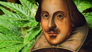William Shakespeare & Marijuana: Did The Bard Smoke Weed?