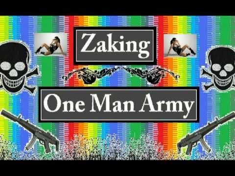 Zaking - One Man Army (Original Mix)