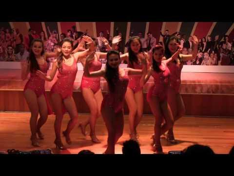 V.  Mambo Girls From Guangzhou - 1st Shenzhen Salsamemucho