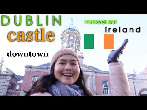 Europe Vlog #5 - 3 days off (Sight see Dublin, Ireland)