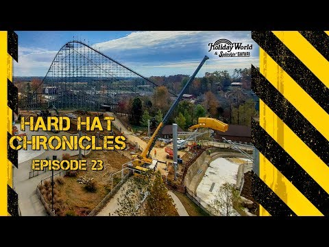 Hard Hat Chronicles, Ep 23: Cheetah Chase Construction