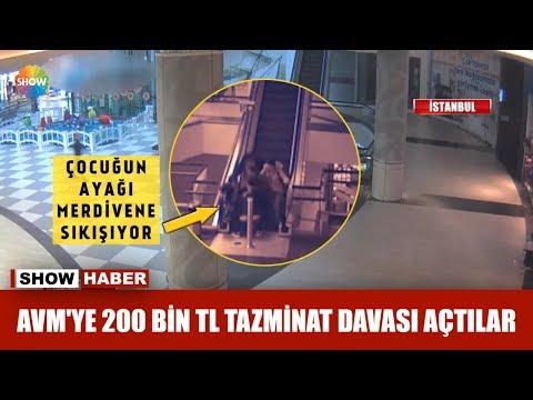 AVM'ye 200 Bin TL tazminat davası açtılar