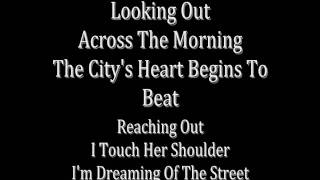 Michael Jackson(R.I.P) - Human Nature Lyrics
