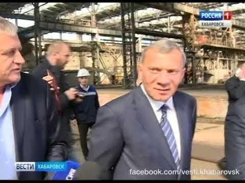 Вести-Хабаровск. Перспектива хабаровского судостроительного завода