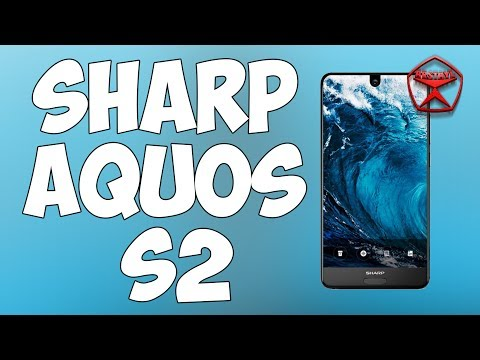 Ипонцы тролли? Sharp Aquos S2 обзор / от Арстайл /