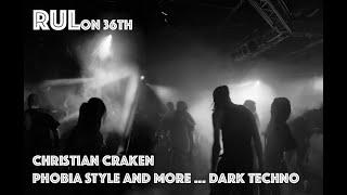 36th 2020 (Christian Craken & Remixes) | Minimal & Dark Techno | Mixed by RULON