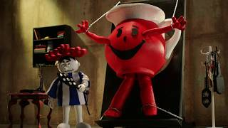 Robot Chicken -  Punchy sodomizes the Kool-Aid Man