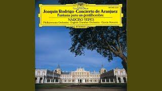 Cover images Rodrigo: Concierto de Aranjuez For Guitar And Orchestra - 2. Adagio
