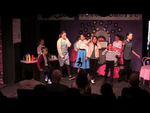 Rock Around The Block! (2017) Presented by Pacific Repertory Theatre's School of Dramatic Arts