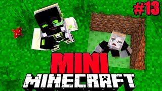 IN DIE FALLE GETAPPT - Minecraft MINI #13 [Deutsch/HD]